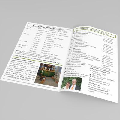 Gemeindebrief Oktober bis Dezember 2020